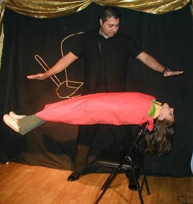 show de magia por zoom- mago - infantil- adultos- zona norte