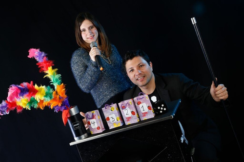 show de magia y humor  infantil  adultos familiar + karaoke