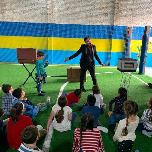 show de magia y humor (mago para niños y adultos)