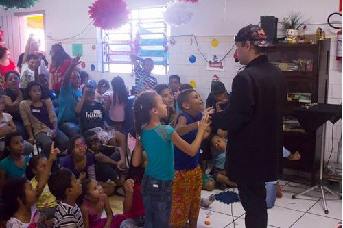 show de mágica mágico para festa infantil festas animação sp