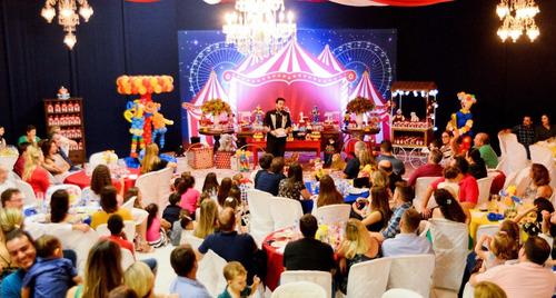 show de mágica para aniversários