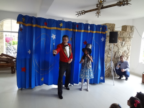 show de mágicas infantil !! aniversários, buffet , escolas .