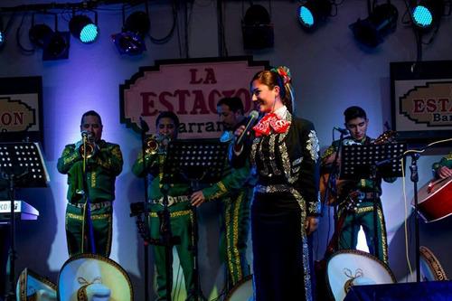 show de mariachis a1  hazel adriana y el mariachi monterrey