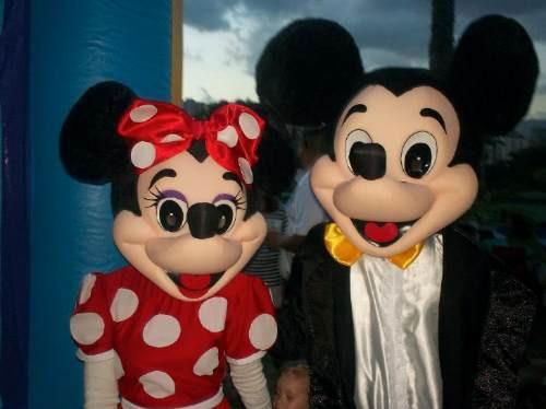 show de mickey y minnie