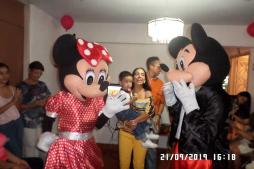show de mickey y minnie mouse