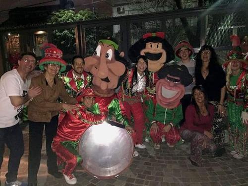 show de murga para egresados - fiestas - despedidas de año