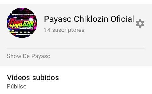 show de payaso