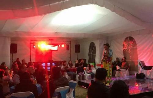 show de payaso calsetin en df ciudad de méxico