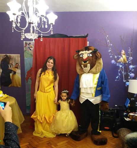 show de personajes y princesas frozen, moana, soy luna y mas