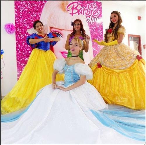 show de princesas disney sirenita bella  show de spiderman