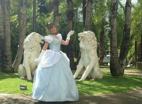 show de princesas disney sofia bella blanca nieves