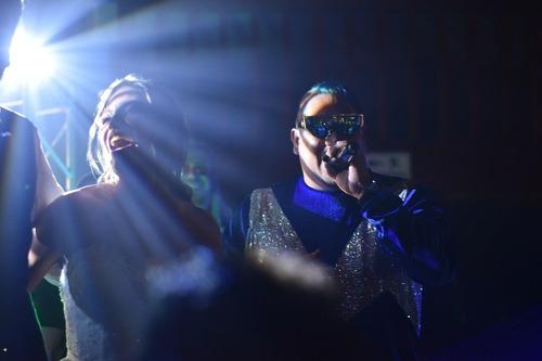 show de reggaeton en bogota - a otro nivel