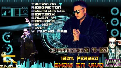 show de reggaeton en vivo