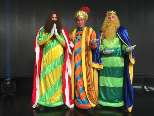 show de reyes magos en cdmx