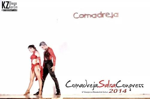 show de salsa y bachata - animaciones