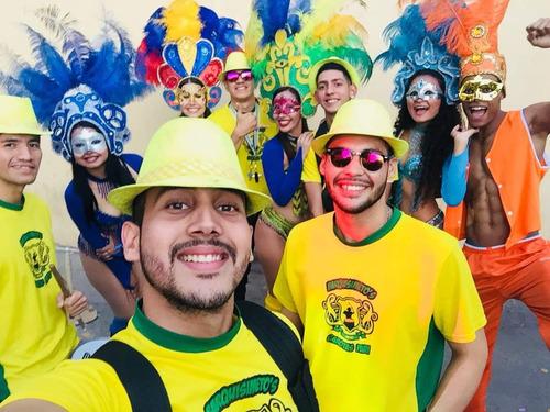show de samba y animacion fiestas y eventos barquisimeto
