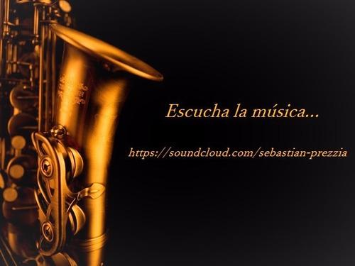 show de saxo / saxofonista / eventos / bodas