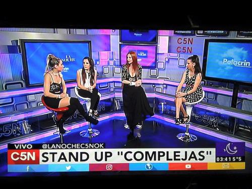 show de stand up humor fiestas eventos despedidas cumpleaños
