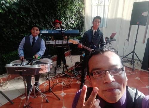 show de teclados