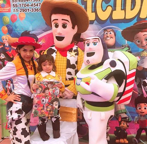 show de toy story para fiesta infantil