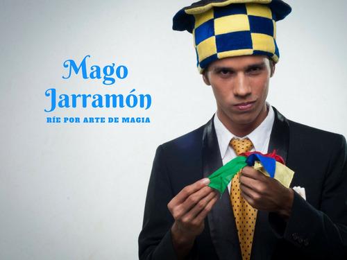 show del mago jarramón