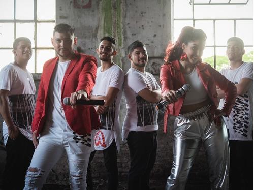 show en vivo banda - fiestas - cumbia cuarteto - animacion