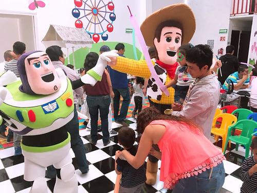 show fiesta infantil