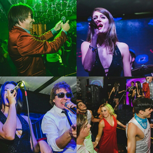 show fiestas covers