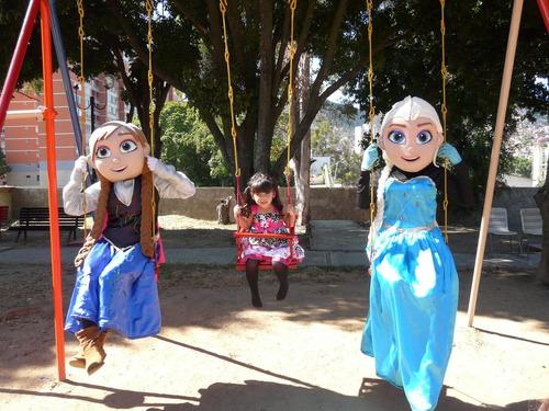 show fiestas infantiles