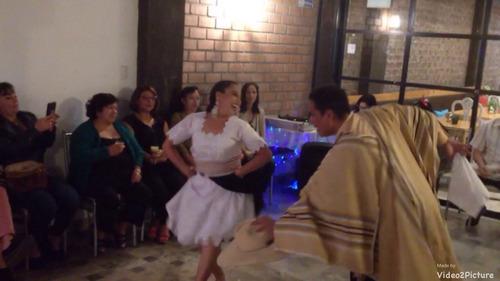 show folklórico (marinera norteña )