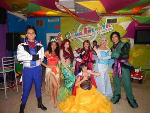 show  frozen  princesas soy luna peppa  heroes vengadores