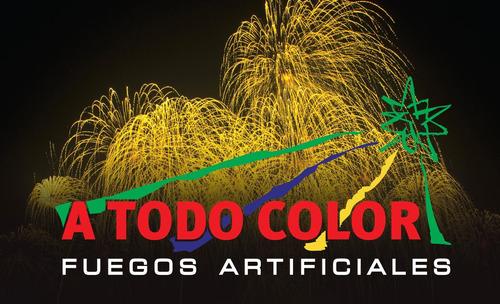 show fuegos artificiales 25 t. x 3/4´´  celebration