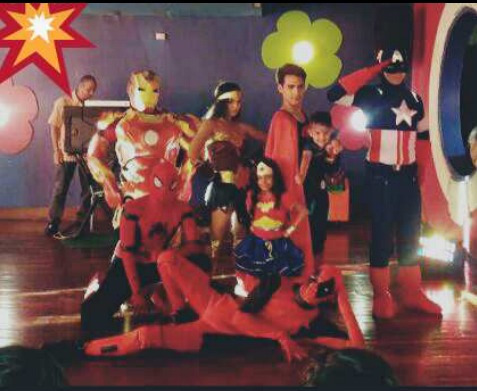 show héroes, avengers, spiderman, mujer maravilla, superman
