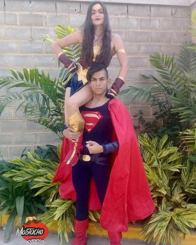 show heroes, avengers, spiderman, mujer maravilla, superman
