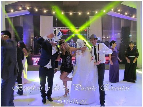 show hora loca, tematicas, mimos, flashmob, eventos, partys.