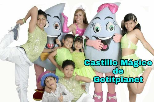 show infantil 150 promoción) motivado y valores