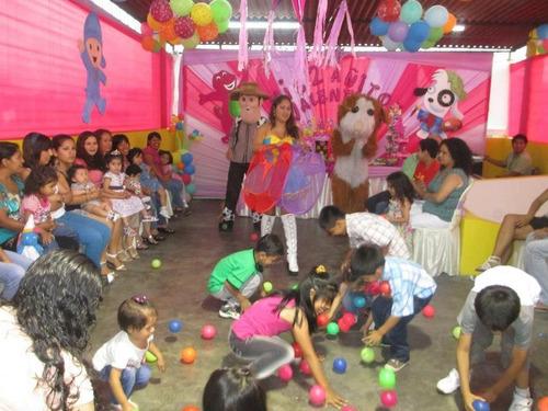 show infantil 80 soles