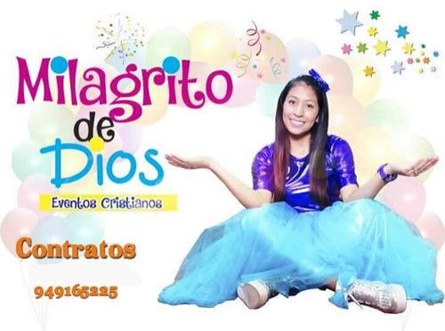 show infantil cristiano - animación cristiana, baby shower.
