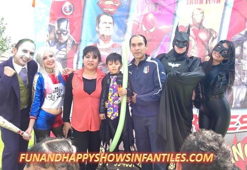 show infantil de batman