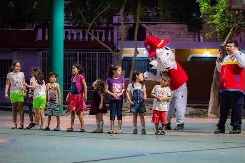 show infantil de paw patrol