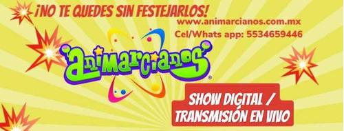 show infantil digital / transmisión en vivo