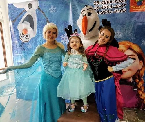 show infantil frozen