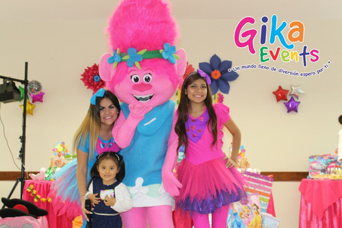 show infantil gika events