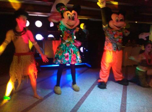 show infantil mickey mouse, minnie y sus amigos, y más