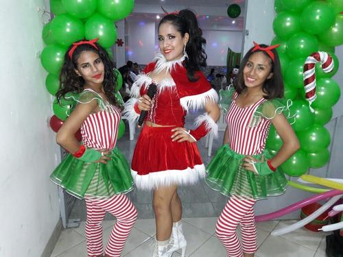 show infantil navideño220+caritas pintadas promociones horas