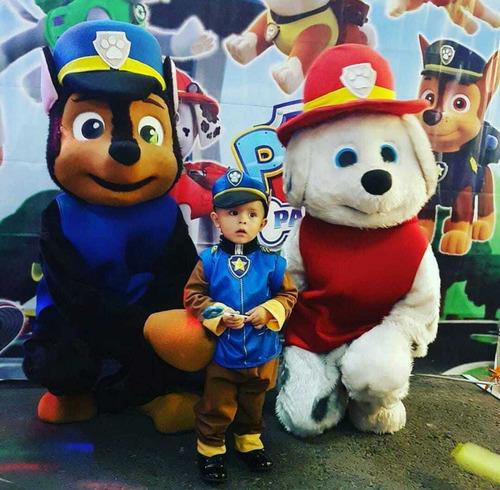 show infantil paw patrol