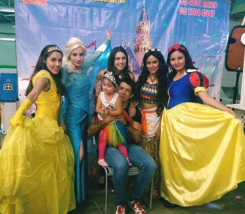 show infantil princesas