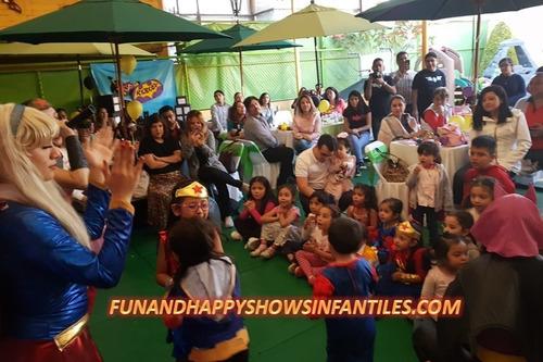 show infantil show