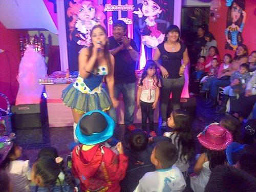 show infantil ; show navideño y baby shower