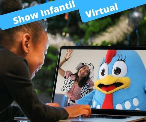 show infantil virtual desde s/19.90  baby shower desde s/59